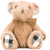Burberry checked teddy bear - kids - polyester - One Size
