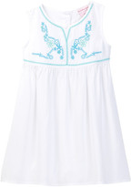 Design History Embroidered Dress (Toddler & Little Girls)