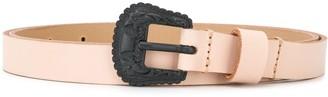 Diesel B-Texy buckled belt