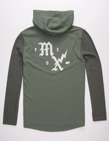 Fox Tranzition Mens Lightweight Hoodie