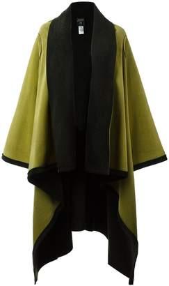 Jean Paul Gaultier Pre-Owned felt shawl wrap coat