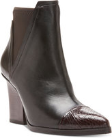 Donald J Pliner Vaughn Pointed-Toe Stretch Booties