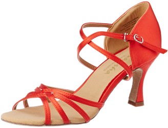 Sansha Women's Ballroom Dance Ladies Shoes BR31007S ROSA Sandal