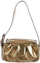Fendi Metallic B Shoulder Bag