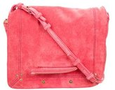 Jerome Dreyfuss Suede Igor Crossbody Bag