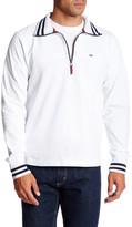 Gant Half Zip Sweatshirt
