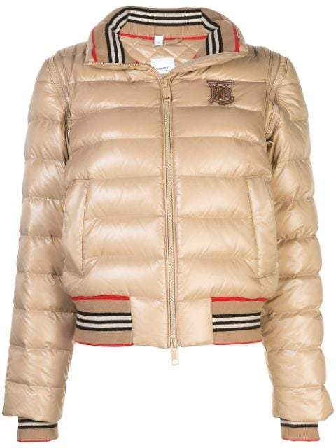 14aa41c808c Burberry Down Filled Puffer - ShopStyle