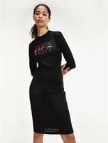 Tommy Hilfiger Lewis Hamilton x H.E.R. Mesh Dress