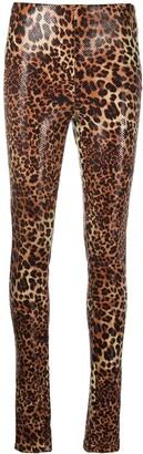Stand Studio Leopard Print Leggings