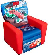 JCPenney Delta Children's ProductsTM Disney Cars Upholstered Recliner Chair