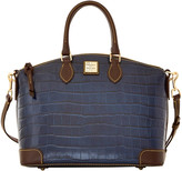 Dooney & Bourke Croco Satchel