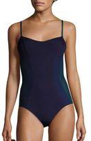 La Perla Plastic Dream One-Piece Swimsuit