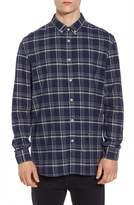 Barney Cools Men's Cabin Plaid Shirt