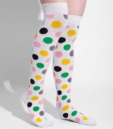 Fred Flare Dottie Knee Socks