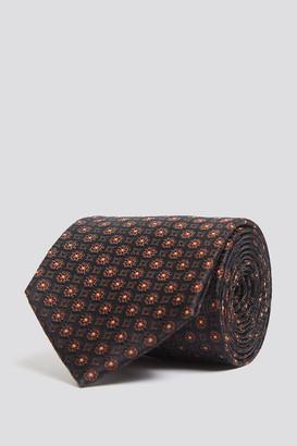 SABA Silk Jacquard Tie