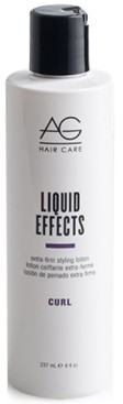 AG Hair Liquid Effects Extra-Firm Styling Lotion, 8-oz, from Purebeauty Salon & Spa