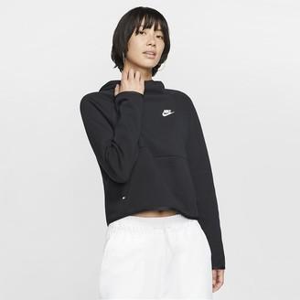 Nike Womens Pullover Hoodie Sportswear Tech Fleece