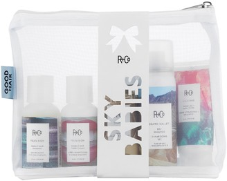 R+CO Sky Babies Travel Set