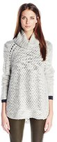 Sanctuary Women's Cozy Tunic Sweater