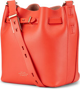 Smythson Albemarle small bucket bag