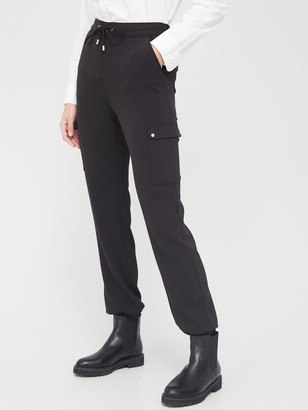 Very Smart Utility Joggers - Black
