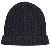 Brunello Cucinelli Ribbed-knit Wool-blend Beanie Hat