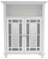 Elegant Home Fashions Windsor 2 Door Floor Cabinet