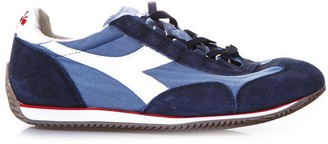 Diadora Heritage Sneakers Equipe In Canvas And Leather