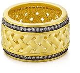 Freida Rothman Lattice Band Ring