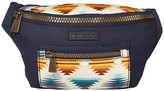 Pendleton Canopy Canvas Waist Pack (Falcon Cove Sunset) Travel Pouch