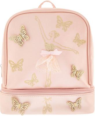 Monsoon Butterfly Ballerina Backpack