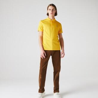 Lacoste Men's Regular Fit Soft Cotton Polo
