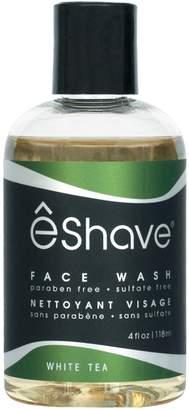 eShave White Tea Face Wash