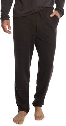 Barefoot Dreams Malibu Collection Men's SherpaJogger Pants