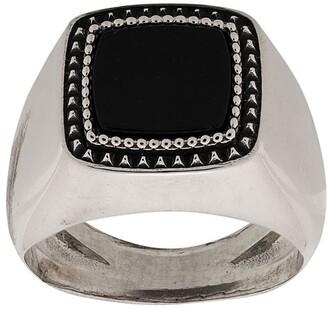 Emanuele Bicocchi Chevalier squared ring