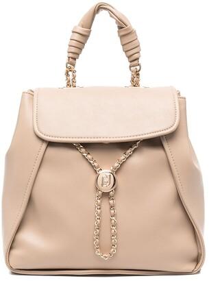 Liu Jo Chain-Link Detail Backpack