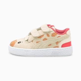 Puma Ralph Sampson Lo Animals Toddler Shoes