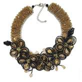 Ananda Handcrafted Statement Necklace