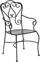 Channel Enterprises Outdoor Dining Chairs Corinne Carver Outdoor Armchair