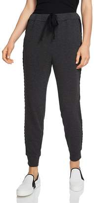 1 STATE 1.STATE Side-Stripe Jogger Pants
