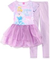 Cinderella Dress and Leggings Set - Girls 7-16