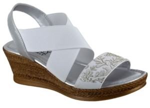Easy Street Shoes Ysabelle Wedge Sandals Women's Shoes