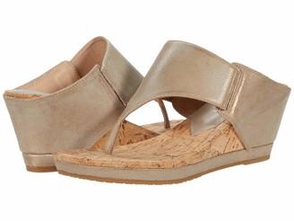 Donald J Pliner Women's MALONE-T15 Wedge Sandal