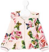 Dolce & Gabbana floral hoodie