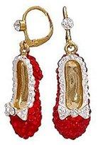 Butler & Wilson Butler and Wilson Dorothy Shoe Earrings