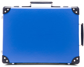 Globe-trotter 18 Cruise Trolley Case in Blue.