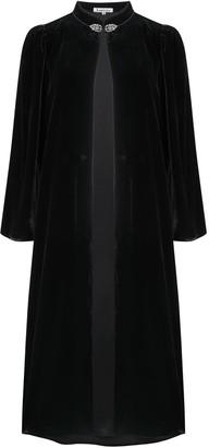 Libelula Laura Coat Black Velvet
