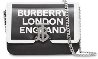 Burberry small TB crossbody bag
