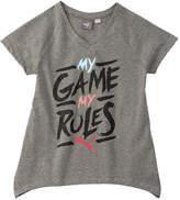 Puma Girls' My Game My Rules T-Shirt