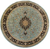 Blue Medallion Rug Shopstyle